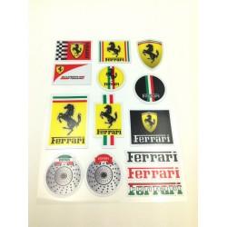 VINILO Ferrari 2