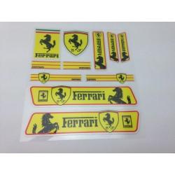 VINILO Ferrari 3