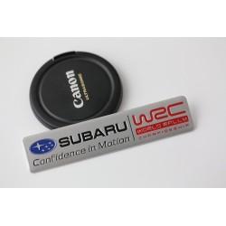 EMBLEMA SUBARU WRC