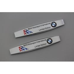 BMW Limited Edition Chrom