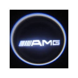 LUCES DE CORTESIA MERCEDES AMG BZ11