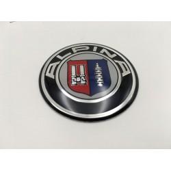 EMBLEMA VOLANTE BMW ALPINA 45 mm